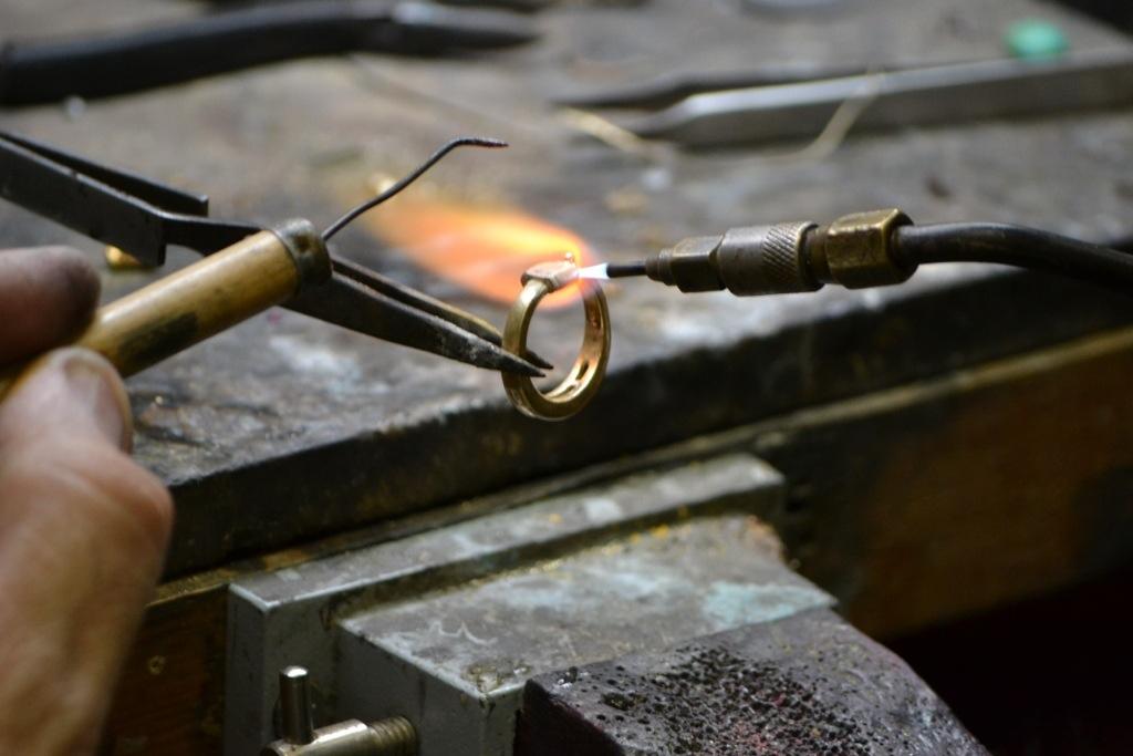 ювелирная мастерская в Москве